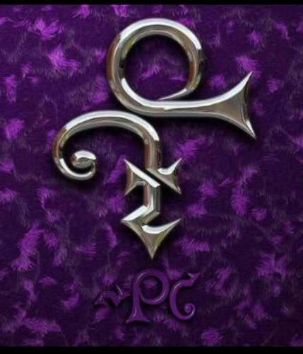 Prince wallpaper entitled second great prince symbol