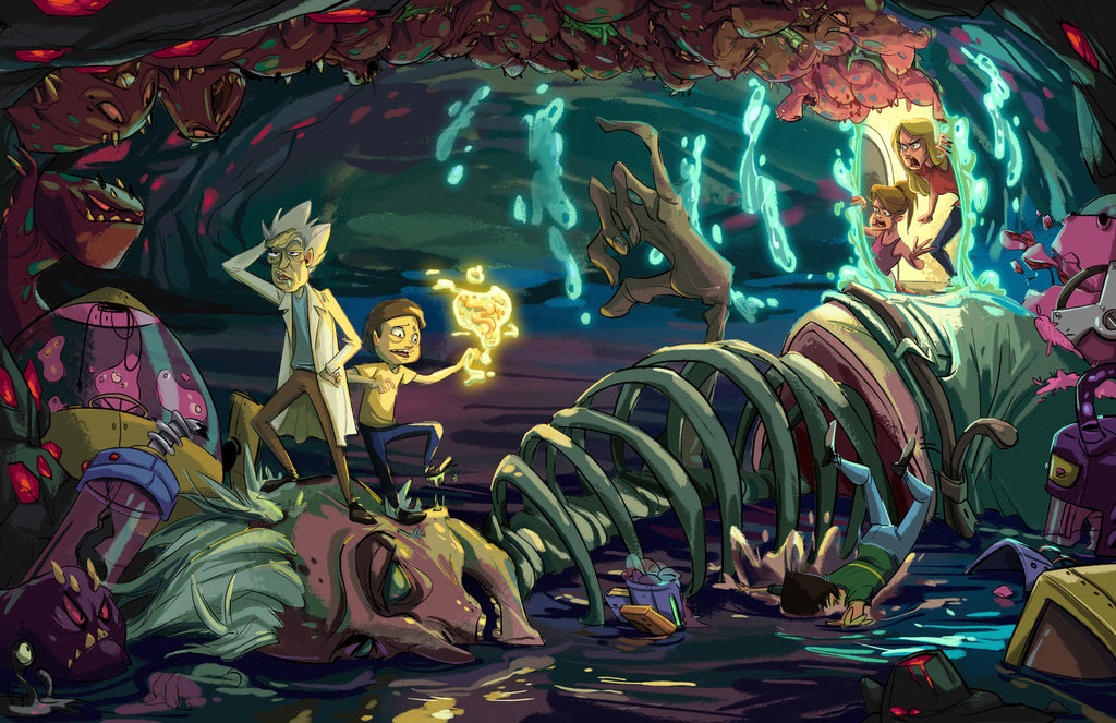 rick and morty images sf img 08 hd wallpaper and background photos