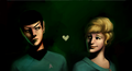 spock and chapel