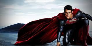 Marvel Comics VS. DC Comics fond d'écran with a manteau and a capote titled Superman