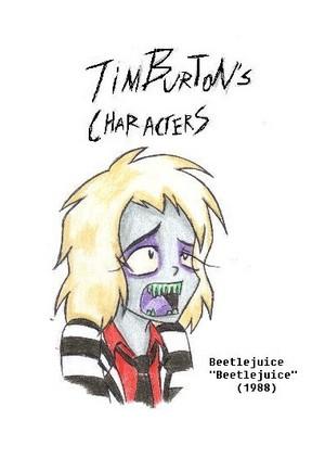 tim burton characters Liste 640
