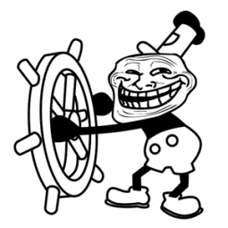 troll mickey