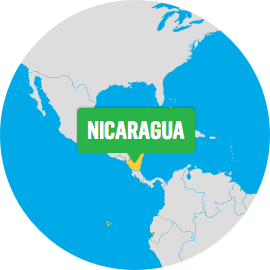 Nicaragua Location On World Map.Nicaragua Images World Map Nicaragua Wallpaper And Background Photos