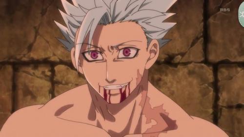 Nanatsu No Taizai karatasi la kupamba ukuta possibly with anime called ❤ BAN SCREENSHOT ❤