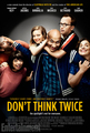 """Don't think twice"" movie poster - gillian-jacobs photo"
