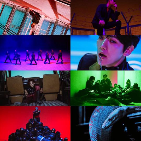 ♥ এক্সো - Monster MV ♥