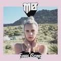 'FINAL SONG' single cover