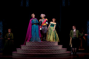 'Frozen - Live at the Hyperion' at the Disneyland Resort