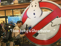 """I love being a GHOSTBUSTER!""  - ghostbusters photo"