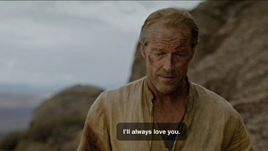 """""""I 爱情 you."""""""