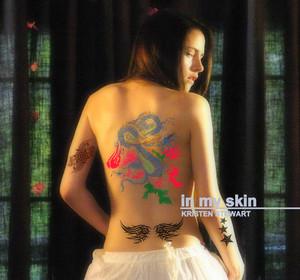 """""""In My Skin"""" - Kristen FanArt."""