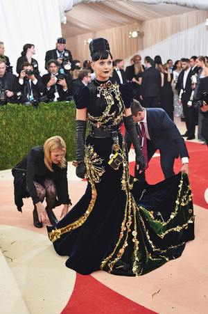 'Manus x Machina: Fashion in an Age of Technology' Costume Institute Gala