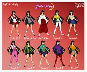 Hino Rei aka Sailor Mars