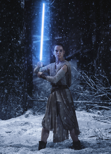 Star Wars wallpaper probably containing a concert titled  Rey