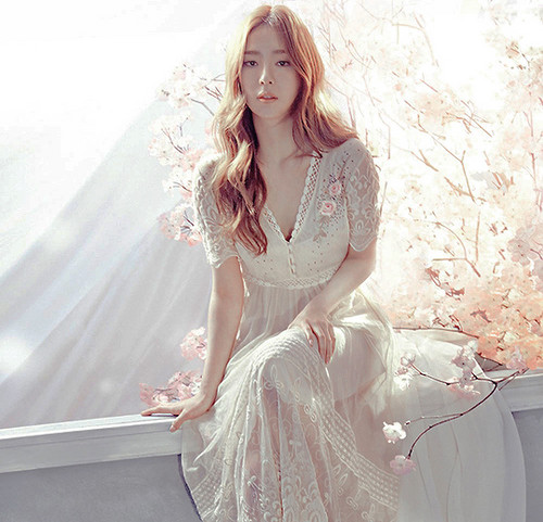 Shin Se Kyung wallpaper containing a gown and a dinner dress titled ♥ Shin Se Kyung ♥