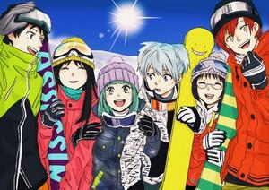 ~ Ski Trip ~