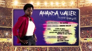 'Suicide Squad' - Meet 'The Team' ~ Amanda Waller