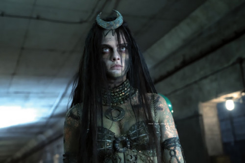 Suicide Squad wallpaper titled 'Suicide Squad' Still ~ Enchantress