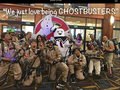 """We just love being GHOSTBUSTERS!"" - ghostbusters photo"