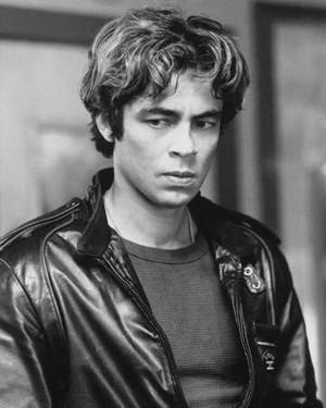 1.young Benicio Del Toro