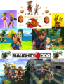 10th Anniversary of Jak and Daxter  Keira Hagai and Tess - jak-and-daxter photo