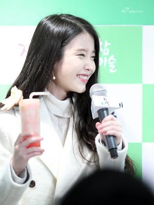 151128 IU at Chamisul Mini-Concert in Busan