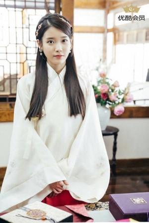 160516 Scarlet Heart: Ryeo/ Moon Lover' New Stills for iu