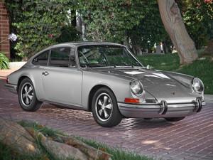 1964 Porsche 911 2.0 coupe