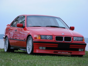 1996 BMW Alpina B8 (E36)