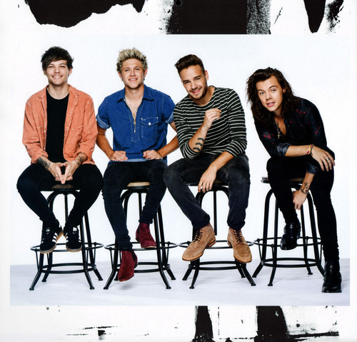 One Direction fond d'écran titled 1D'S 2017 CALENDAR