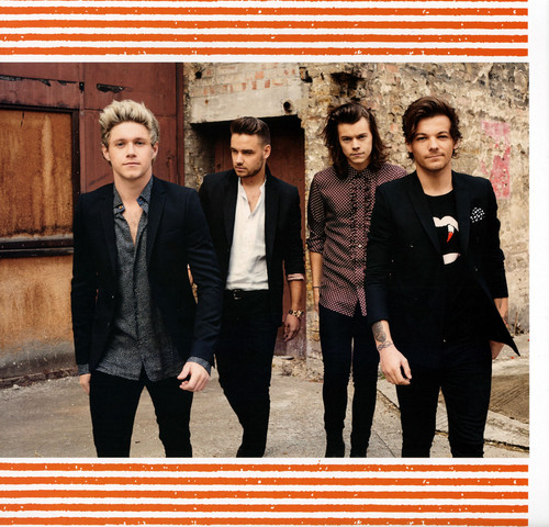 One Direction Обои containing a business suit and a well dressed person entitled 1D'S 2017 CALENDAR
