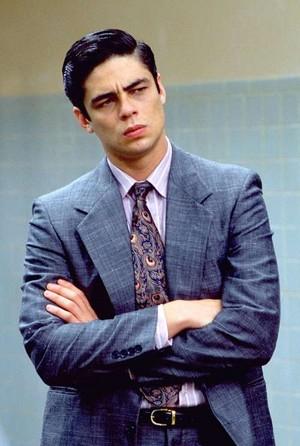 2.young Benicio Del Toro