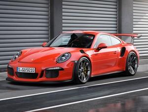 2013 Porsche 911 GT3 RS