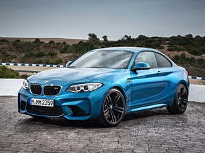 2015 bmw M2 coupe, cupé (F87)