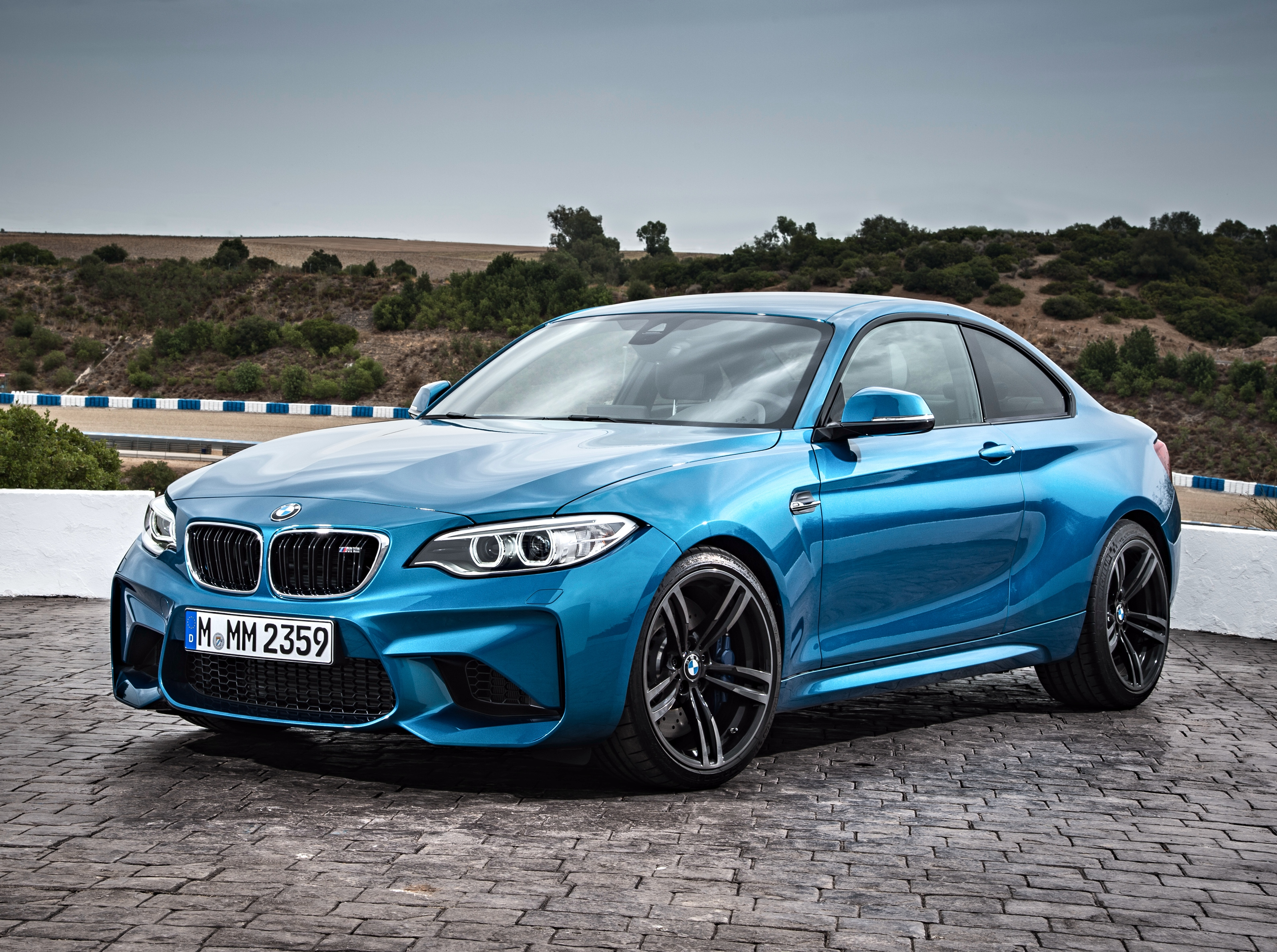 2015 BMW M2 Coupe (F87)