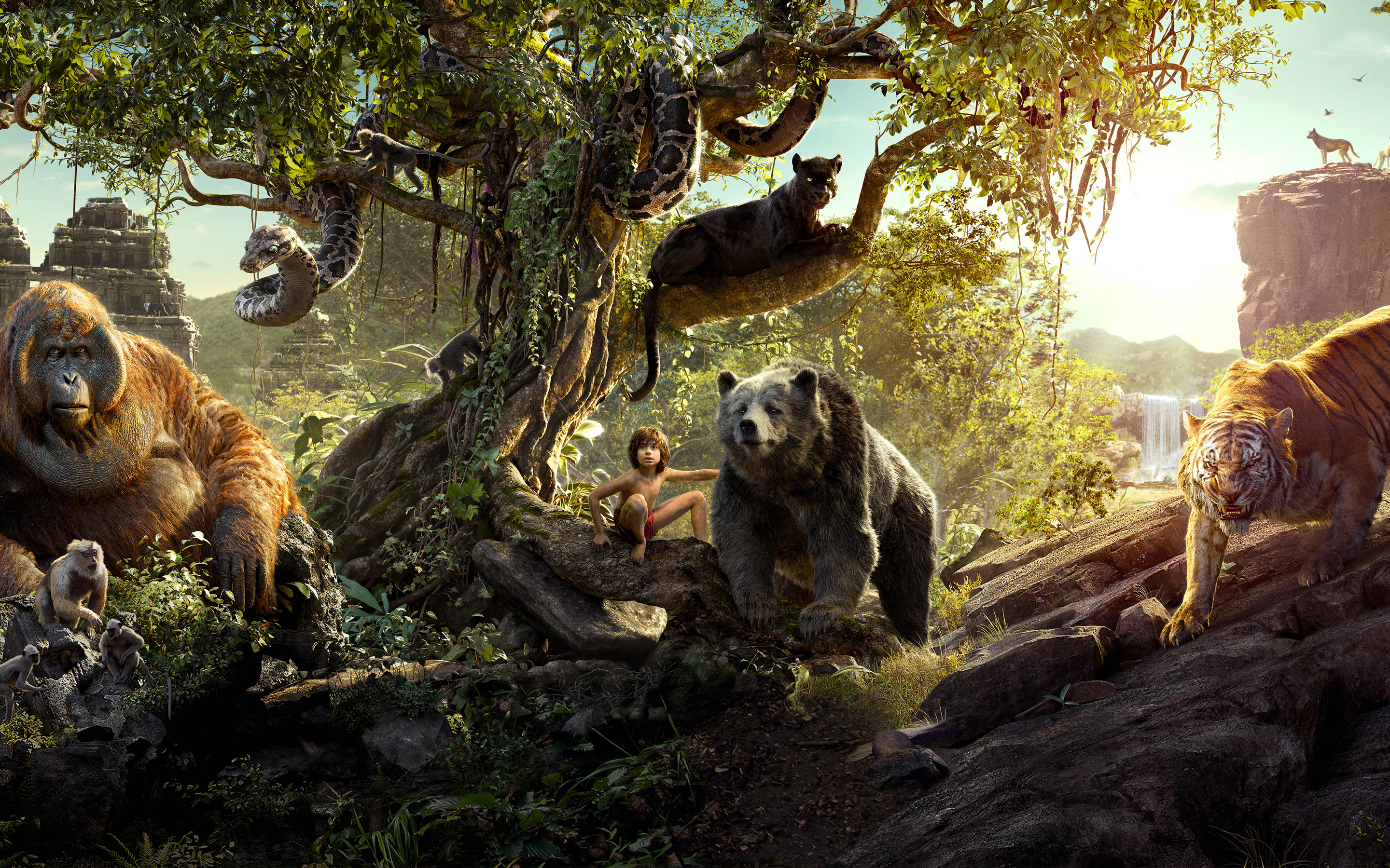 2016 the jungle book wide