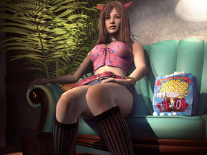 3D And Fantasy Girls 79