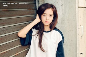 3rd member of the upcoming girl group Jisoo!
