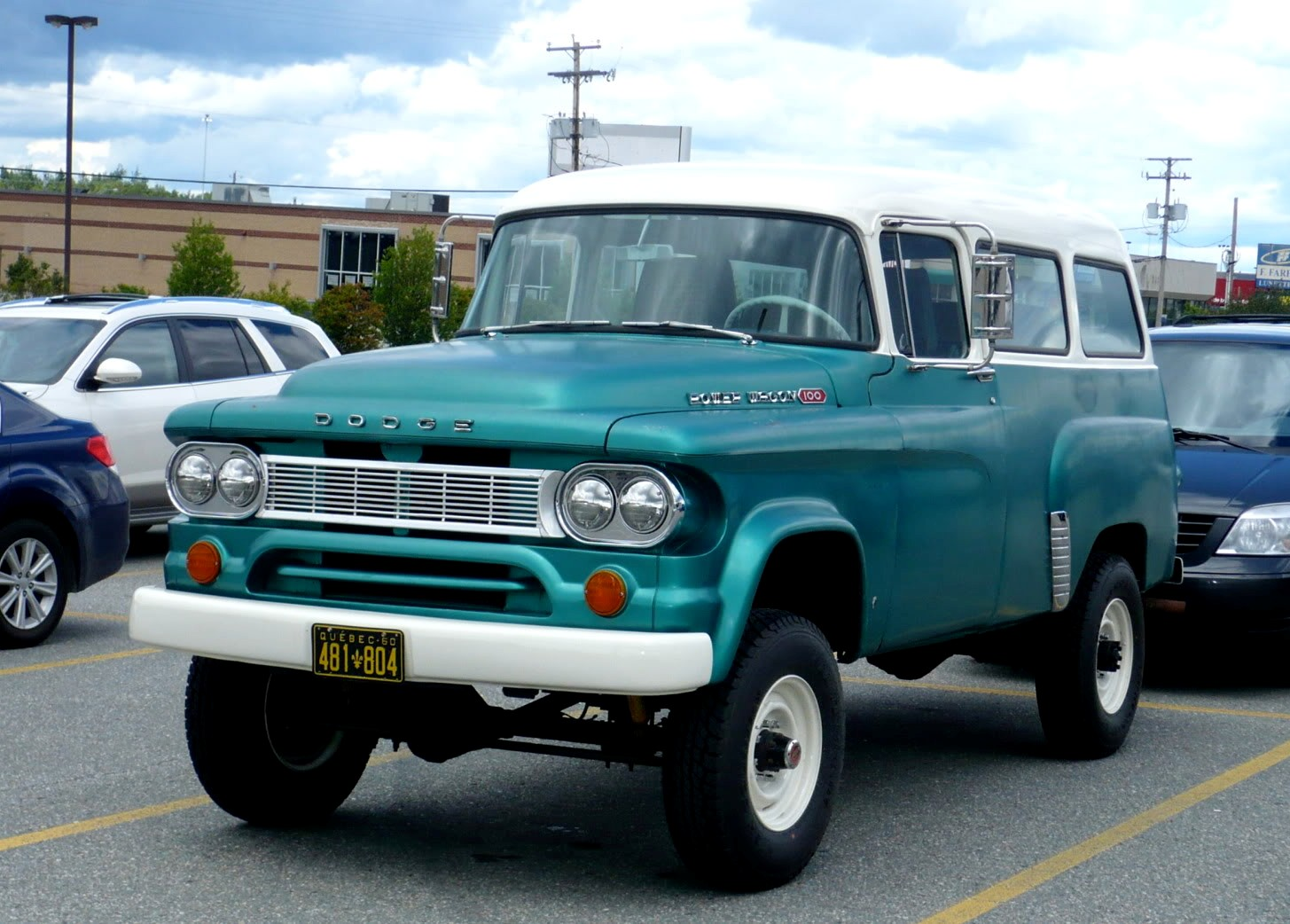 Dodge images 60' Dodge 100 PowerWagon Town Wagon HD ...