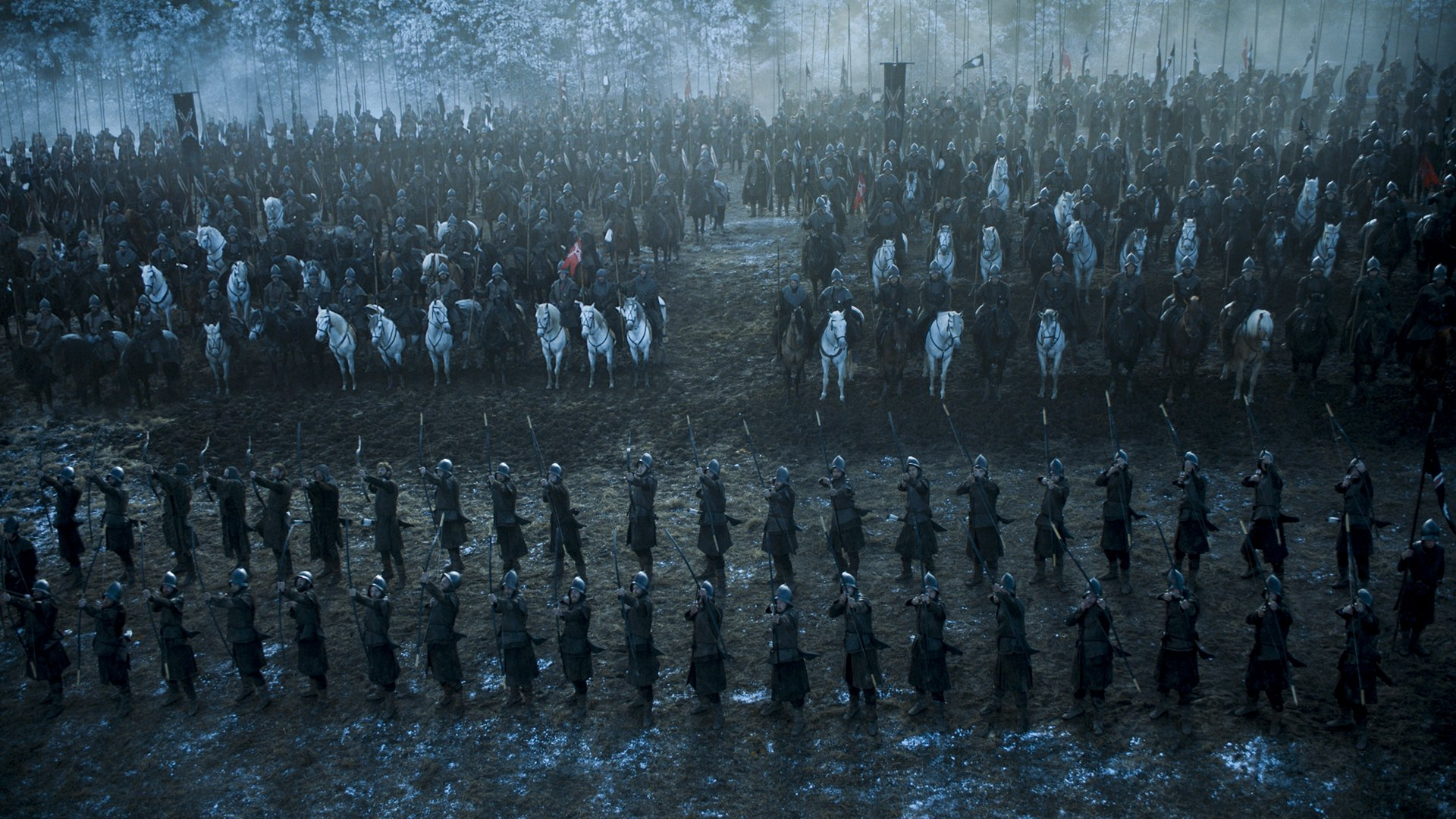 6x09- Battle of the Bastards