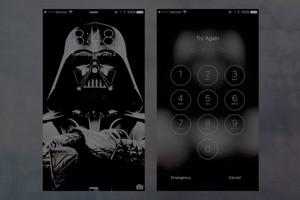 A Glance Inside Kylo Ren's Phone