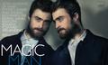 ANGELENO MAGAZINE (US) Covers Daniel Radcliffe (June issue). (Fb.com/DanielJacobRadcliffeFanClub) - daniel-radcliffe photo