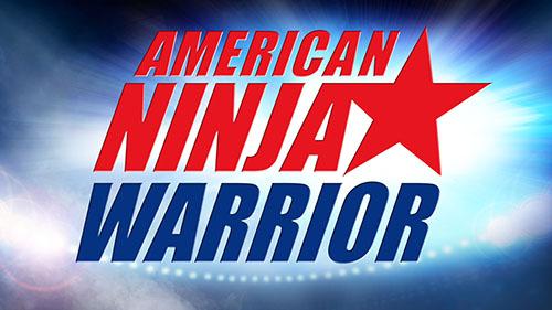 American Ninja Warrior Wallpaper Entitled ANW Logo