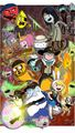 Adventure walking time dead - adventure-time-with-finn-and-jake photo