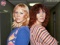 Agnetha and Her Twin Sister