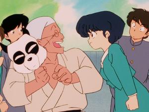 Akane interrogates Genma