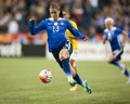 Alex Morgan. - soccer photo