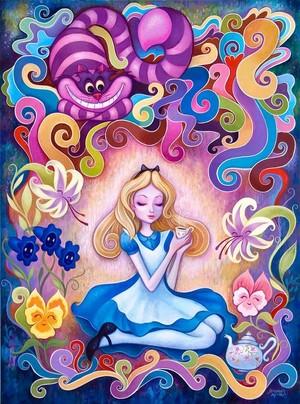 Alice Adventures in Wonderland