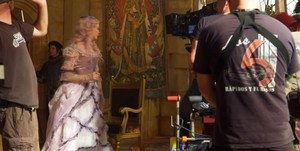 Alice Through The Looking Glass - Behind The Scenes
