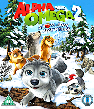 Alpha and omega 2 UK cover